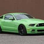 Ford Mustang GT Racing 2013  01