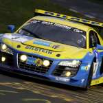 AUDI - Victoria R8 LMS May-2012 04