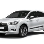 Citroen DS4 vista frontal