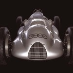 Auto Union Type D de 1939 doble compresor ahora de AUDI