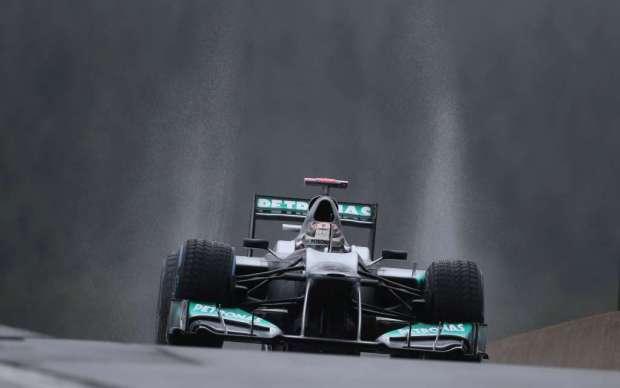 F1 - MEMecedes Benz AMG petronas, Gran Premio de Belgica 2012 03