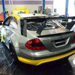 Mercedes Benz CLK 63 AMG Black Series race car by MBBS Evosport 02