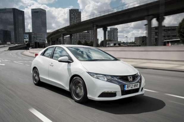 Honda Civic Ti para el Reino Unido 2012 04