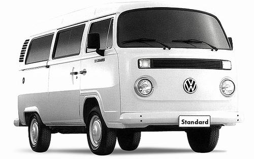 Volkswagen Kombi (T2 Motor enfriado por aire) Segunda version