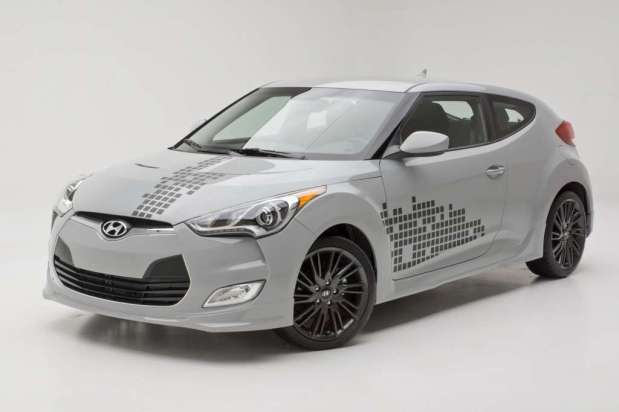 Hyundai Veloster RE MIX  SEMA 2012 06