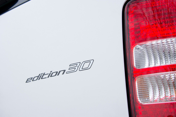 Volkswagen Caddy Edition 30 2013 05
