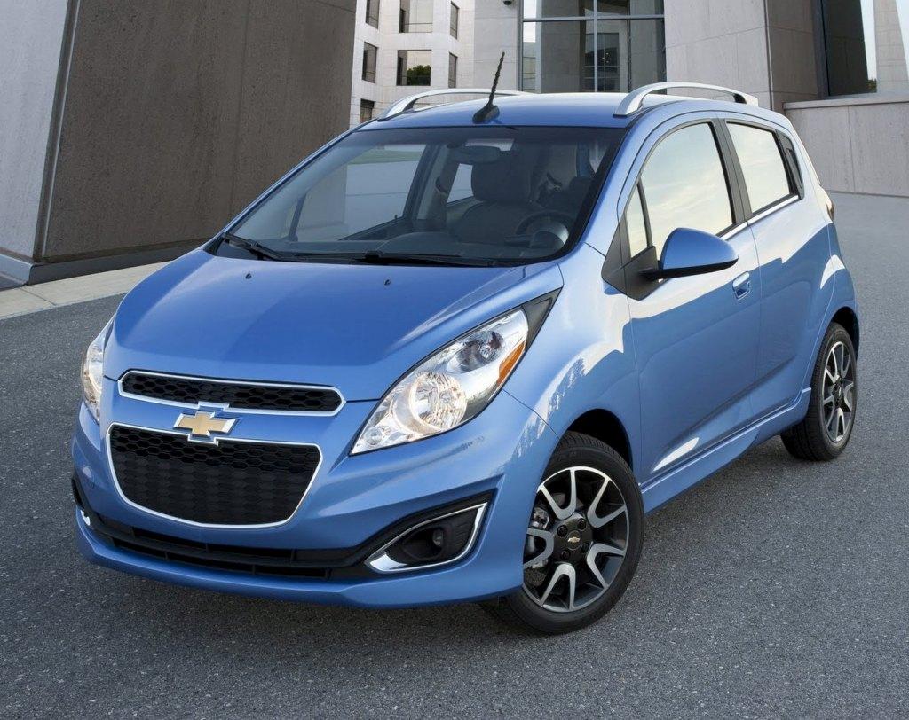 chevrolet spark 2013 en argentina mundoautomotor. Black Bedroom Furniture Sets. Home Design Ideas