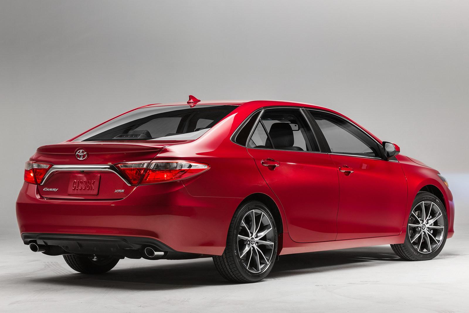 Toyota Camry 2015 Mundoautomotor