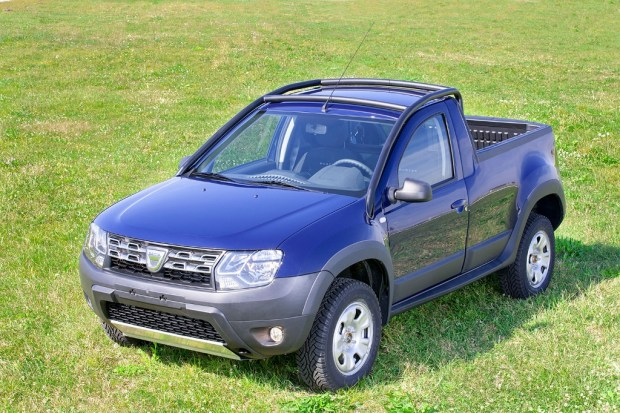 Dacia-Duster-Pick-Up-1