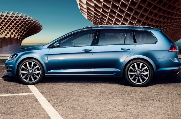 Volkswagen Golf Variant, disponible desde 281.626 pesos