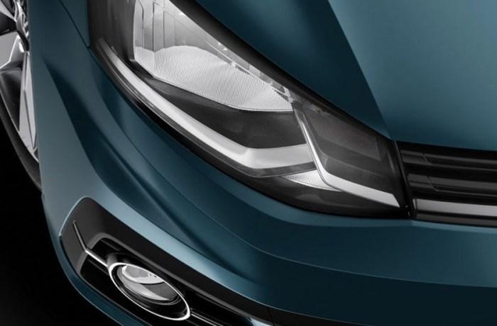 Nuevo Volkswagen Gol 2017, Teaser oficial