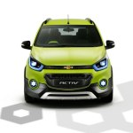 Front View Chevrolet New Beat Activ