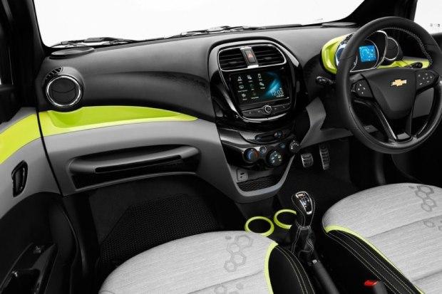 Chevrolet New Beat Interior 3