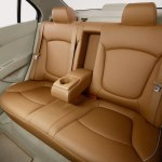 Chevrolet Essentia Interior Seat cover