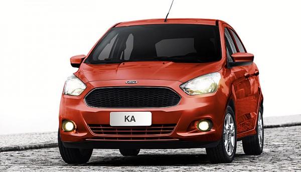 Nuevo Ford Ka 2016, Lanzamiento oficial en Argentina