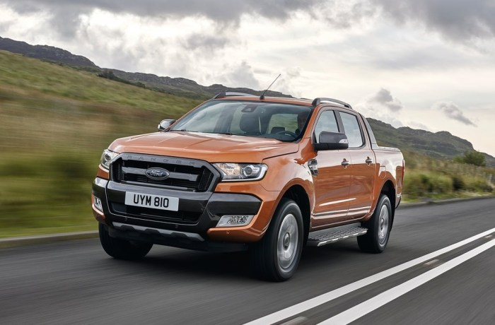 La Nueva Ford Ranger 2016 se presentará oficial el 17 de Abril