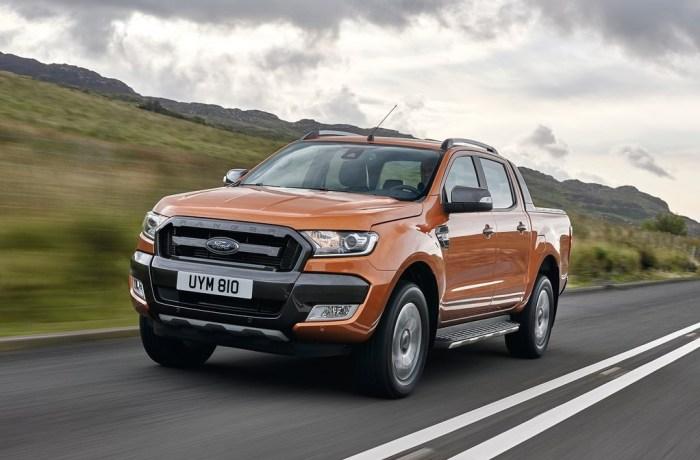 La Nueva Ford Ranger 2016 se presentará oficial el 17 de Abril