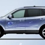 Hyundai Santa Fe Blue