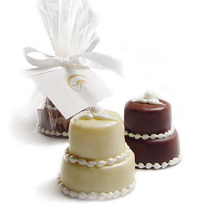 mini tortas casamiento