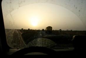 Pelas estradas de Mali