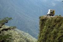 Se arriscou na Estrada da Morte, Bolívia