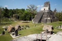 Ruínas de Tikal - Guatemala