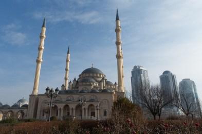 Grozny, capital da Chechênia