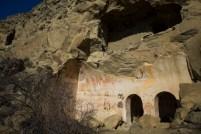Começaram a serem escavados no século 6