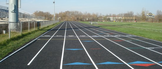Runnin Track Construction