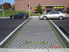 StreetPrint, Crosswalk printing,