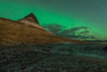 Kirkjufell-Aurora2