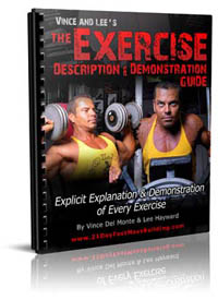 21 day fast mass building exercises