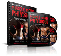 21 day fast mass building muscle model