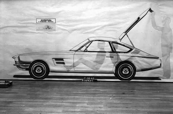 1 1961 Ford Avventura Concept 17 Ford Mustang Concepts