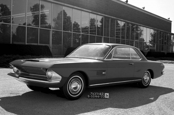 4 1962 Ford Allegro Design Study 17 Ford Mustang Concepts