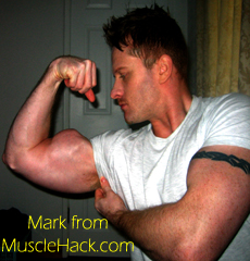 Mark McManus - MuscleHack.com