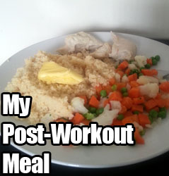 What To Eat After Training For Muscle Growth