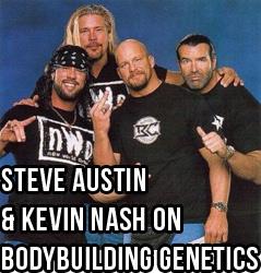 Steve Austin: His Secret Struggle To Build This Muscle