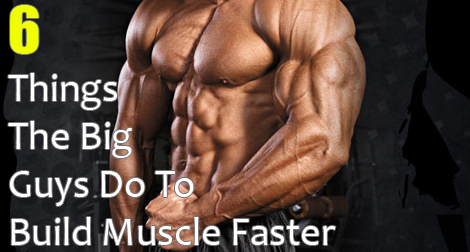 build-muscle-faster