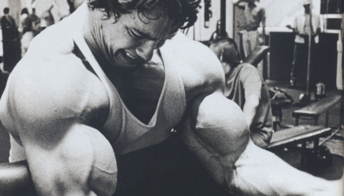 Get motivation with Arnold!