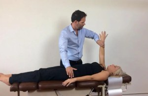 Applied Kinesiology muscle testing