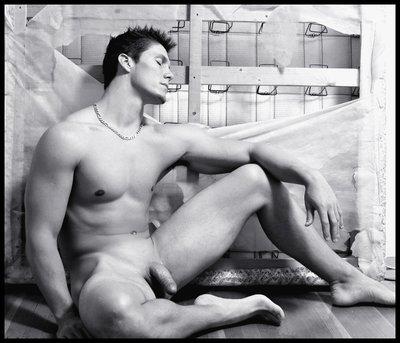 joseph sayers naked