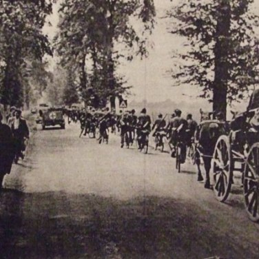 Exode et débâcle de Juin 1940