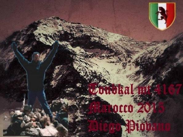 Impresa alpinistica Toro-River Toubkal 2015