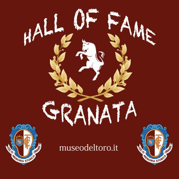 Logo Hall of Fame Granata