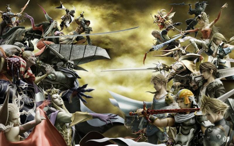 I personaggi della saga Final Fantasy