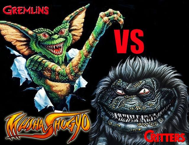 Gremlins VS Critters