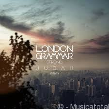 Judah London Grammar – Strong