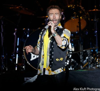 Bad Company - Paul Rodgers photo alex kluft