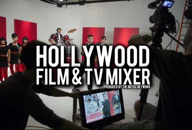 Hollywood Film & TV mixer 2016
